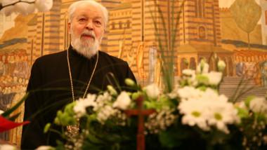 IPS Nicolae Corneanu mitropolitul Banatului-Mediafax Foto-Sebastian Tataru