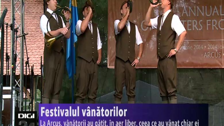 FESTIVALUL VANATORILOR