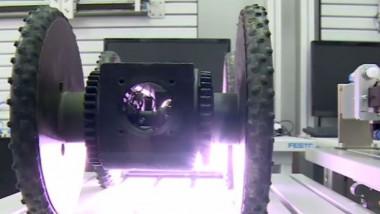 robot UTCN