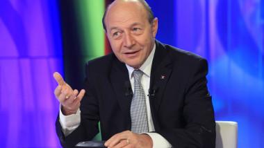 Traian Basescu la Digi24 15 aprilie 2014 6