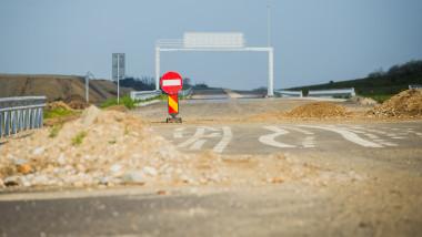 Santier autostrada Sibiu-Orastie - Mediafax Foto-Ovidiu Dumitru Matiu-2