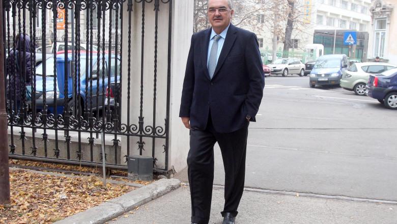 Miron Mitrea la ICCJ-Mediafax Foto-Liviu Adascalitei