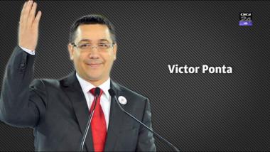 victor ponta portret