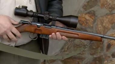 arma de vanatoare