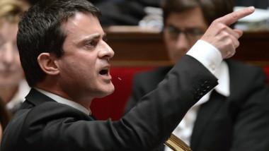 manuel valls ministrul francez de interne afp