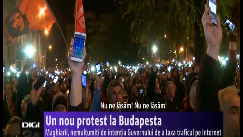 protest Ungaria 291014