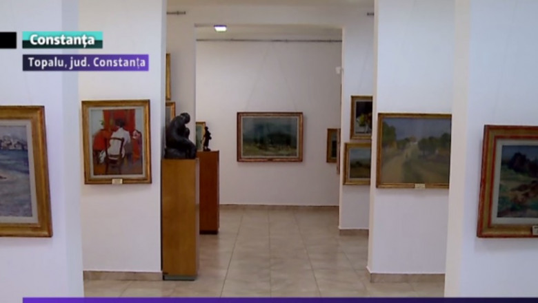 picturi topalu muzeu