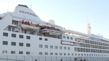 silver cloud nava croaziera