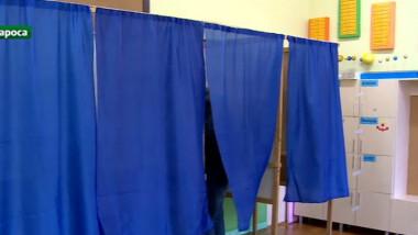 cabine de vot