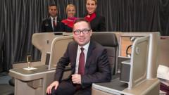 qantas business clas