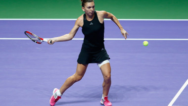 simona halep turneul campioanelor - getty