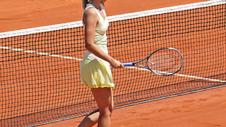 2011 French Open Maria Sharapova