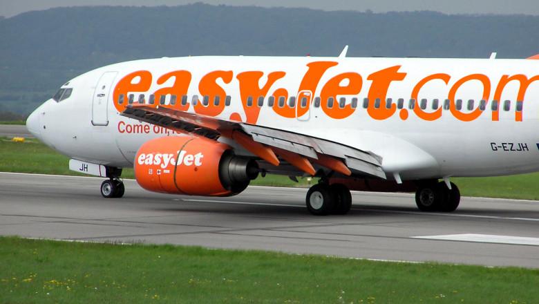 Easyjet b737-700 g-ezjh arp