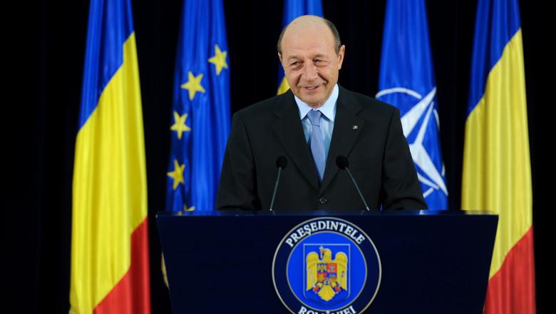 basescu - presidency