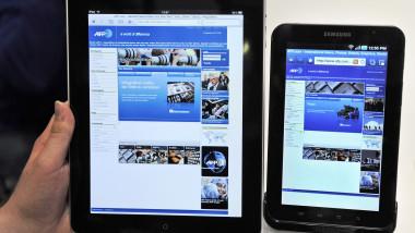 tablete afp-AFP Mediafax Foto-ODD ANDERSEN