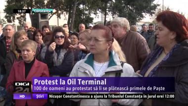PROTEST OIL