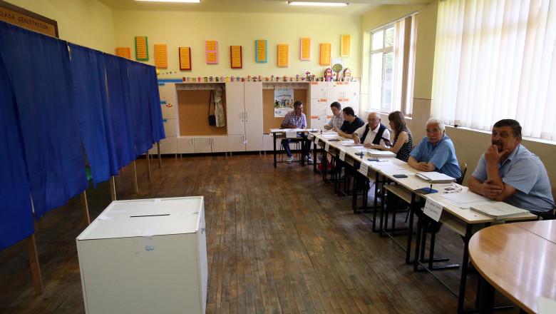 votare sectie vot