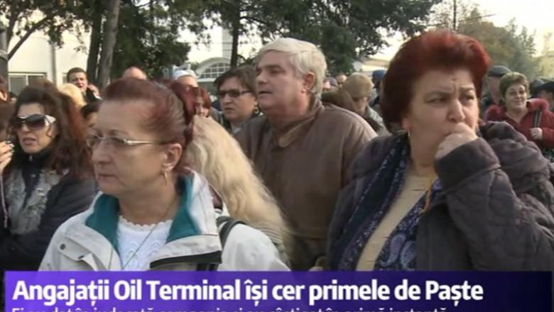 proteste oil terminal