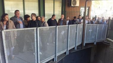 Coada cozi alegeri Milano 5