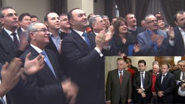 reactii partide
