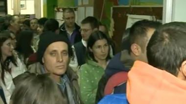 turism electoral oameni tarani