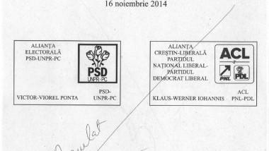 buletin vot specimen