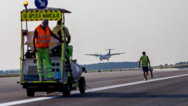 aeroportul iasi pista