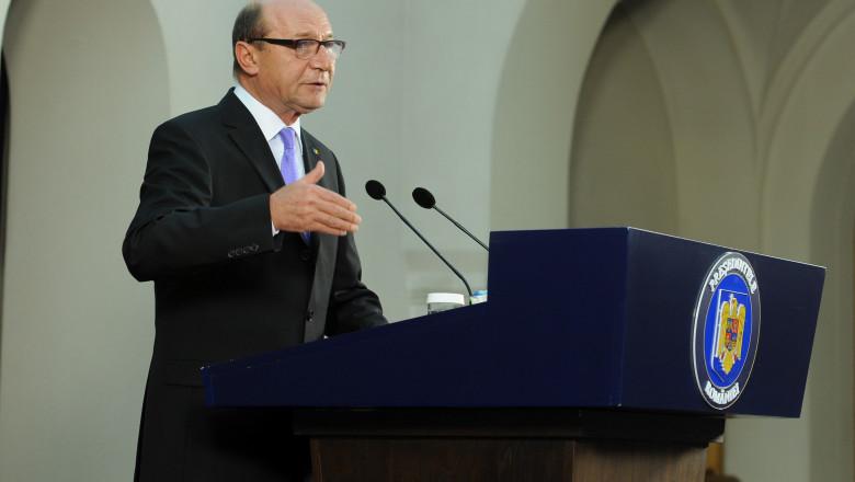 Traian Basescu declaratii 9 octombrie - presidency.ro