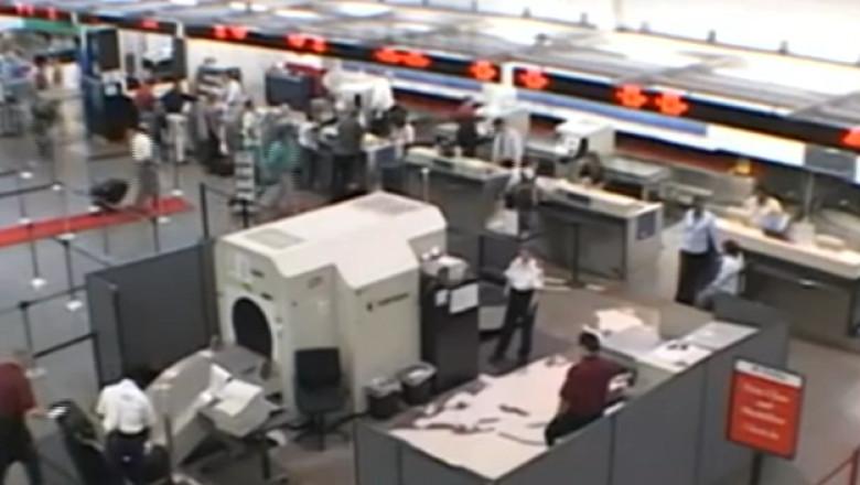 detector aeroport
