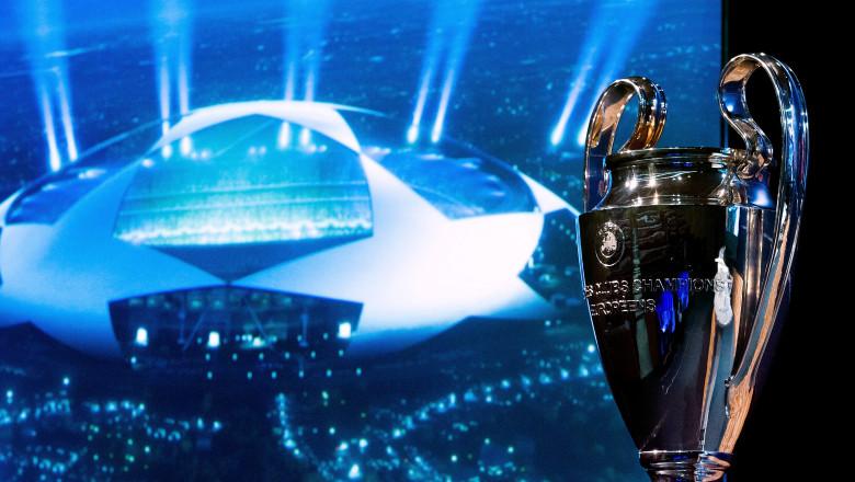 Trofeu UEFA Champions League Liga Campionilor - Guliver GettyImages-2