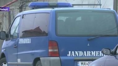 jandarmerie masina ploiesti