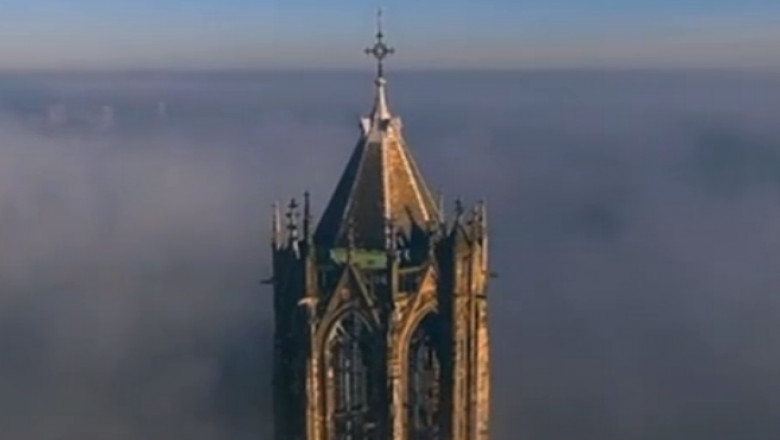 catedrala utrecht drona