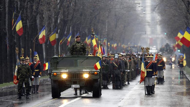 Parada 1 decembrie Ziua Nationala a Romaniei-Mediafax Foto-Andrei Alex Moise-1