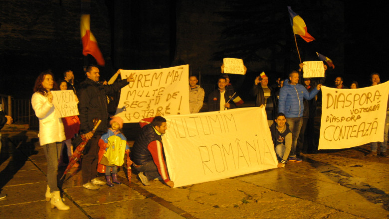PROTEST DIASPORA - momentulzero