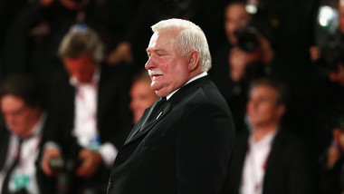 Lech Walesa - Guliver GettyImages 1
