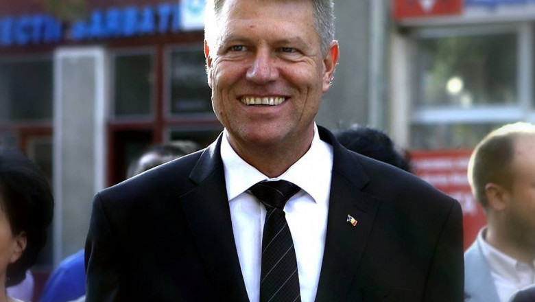 amicul klaus iohannis