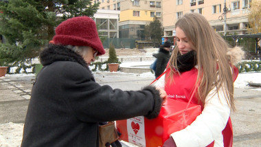 campanie umanitara