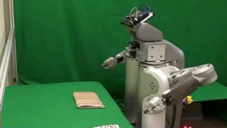 robot ebola