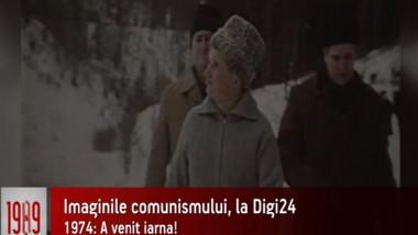 ceausescu zapada