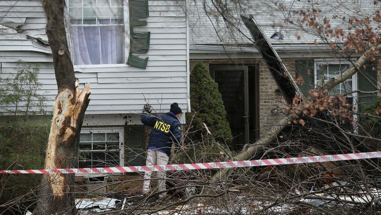 accident avion casa 460156338 - getty