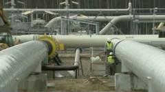 gaze gazoduct