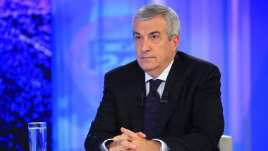 Calin Popescu Tariceanu la Jurnalul de seara 2