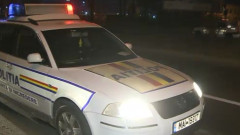 masina politie politia rutiera