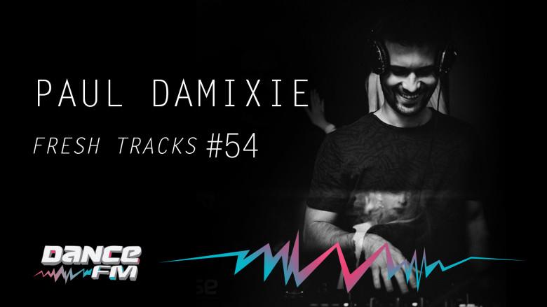 DANCE FM -cartoane DJ 2018_PAULDAMIXIE_FRESH TRACKS_#54