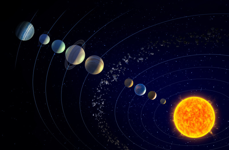 The 25+ best Sistemul solar ideas on Pinterest   Solar ...   Sistemul Solar