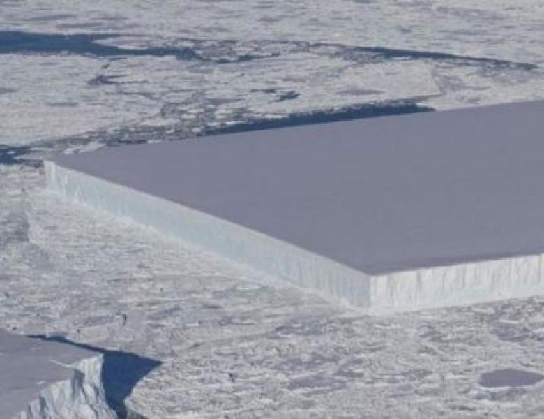 iceberg drept