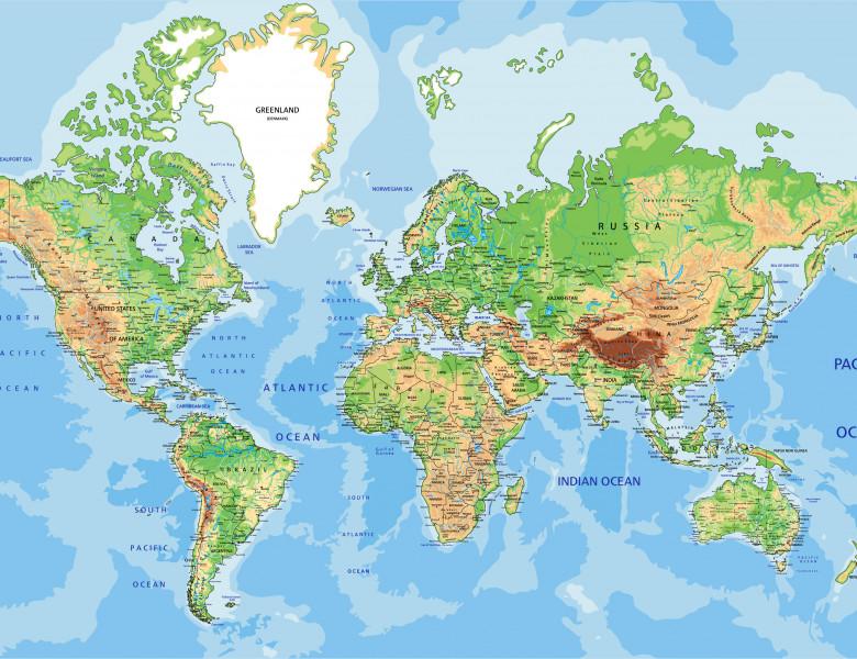 Pamantul Are Un Continent Pierdut Unde A Fost Descoperit