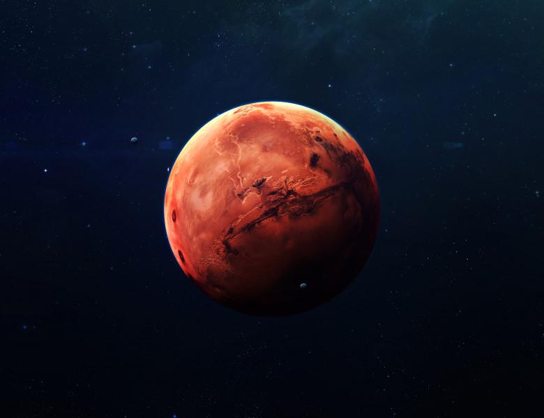 marte planeta