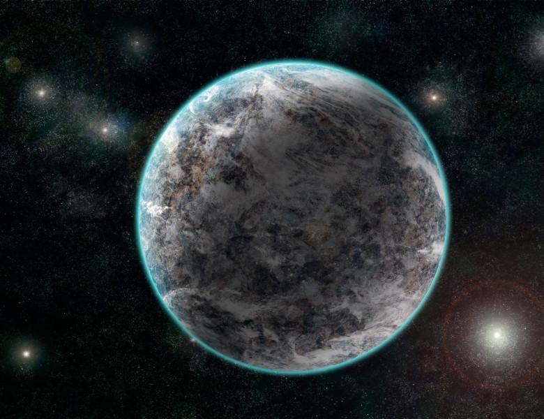 planeta super pamant