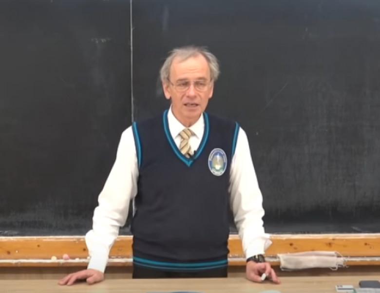 Profesor Pavel Viktor video YouTube